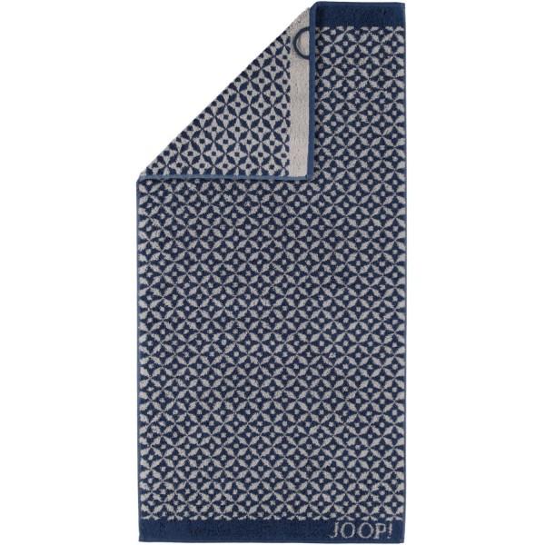 JOOP! Handtuch Duschtuch Decor Allover 1653-13 royal blau